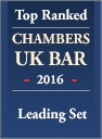 Chambers UK Bar 2016: Leading Set