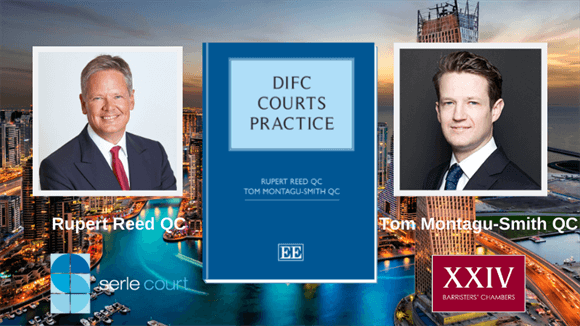 Webinar Series on DIFC legal developments in anticipation of major new work on DIFC law