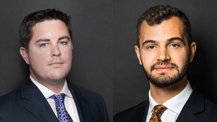 Adam Cloherty and Timothy Sherwin successful in strike out application in major fraud claim