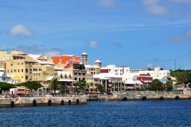 XXIV members draft new Bermuda firewall legislation