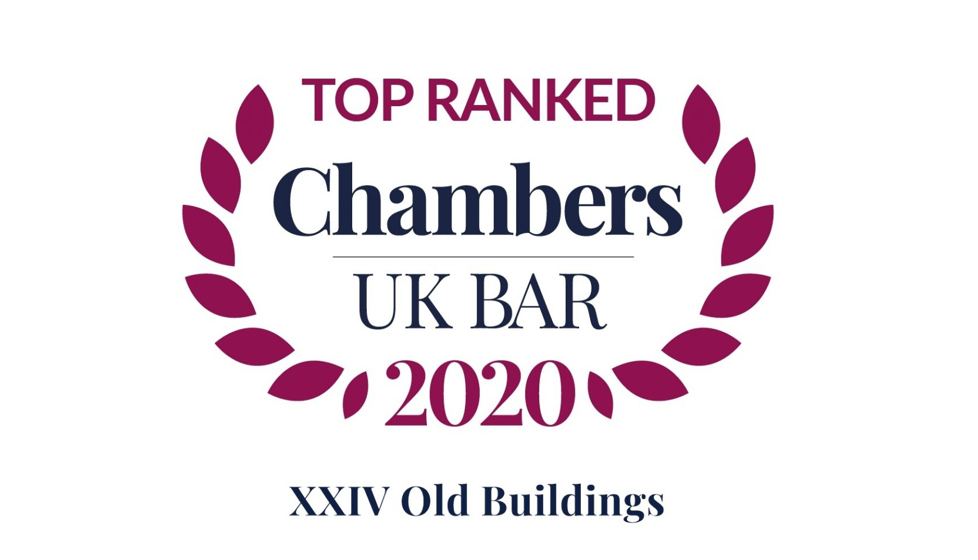 XXIV continue to impress in Chambers & Partners 2020