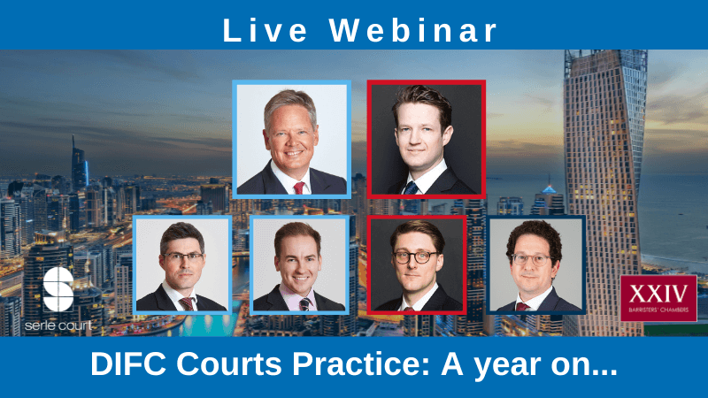 DIFC Courts Practice – A Year On