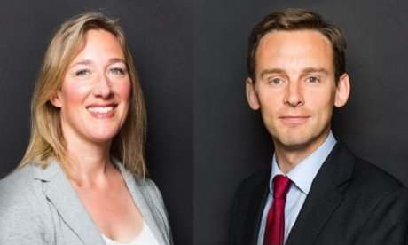 Lyndsey de Mestre and Edward Cumming appointed Queen's Counsel