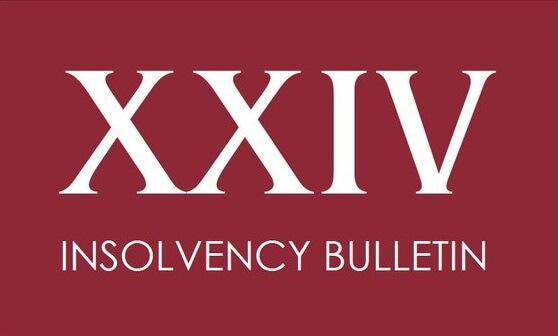 Insolvency Bulletin: January 2017