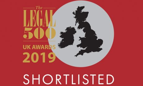 Legal 500 Awards 2019: XXIV shortlisted in 6 categories
