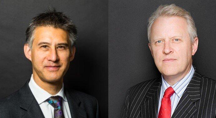 Steven Thompson QC and Stuart Adair speak at online civil fraud conference
