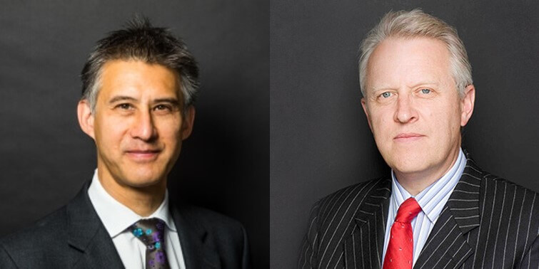 Steven Thompson QC and Stuart Adair speak at online civil fraud conference
