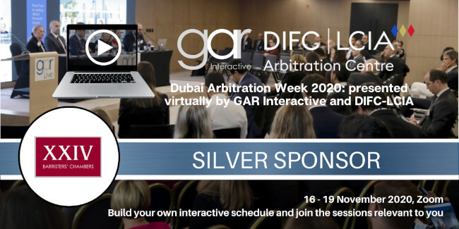 Dubai Arbitration Week 2020