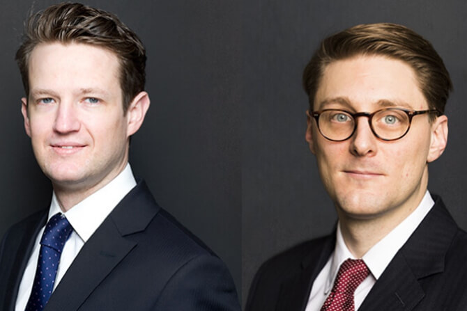 Tom Montagu-Smith QC and Matthew Watson successful in significant DIFC banking claim