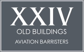 Turbulence in the aviation sector – an update from the aviation team at XXIV Old Buildings