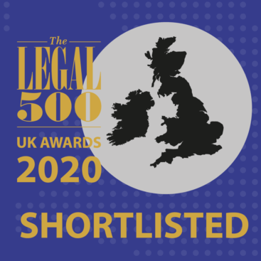 XXIV receive four nominations in the upcoming Legal 500 2020 awards