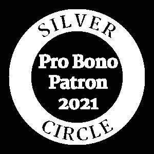 Pro Bono Patron Silver Circle