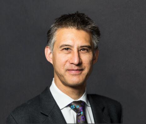 Steven Thompson QC speaking at UK-China Arbitration Summit