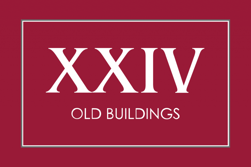 XXIV Old Buildings ranked as a top tier set in Legal 500 2022
