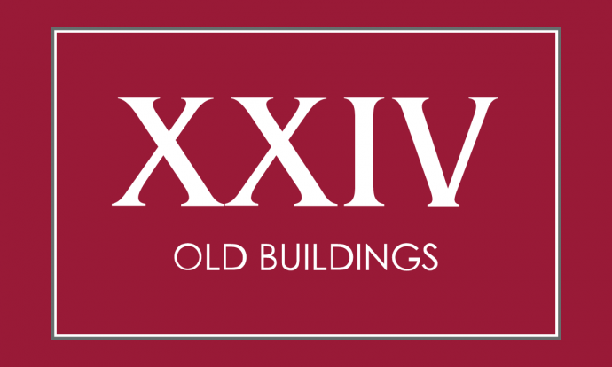 XXIV Old Buildings ranked as Band 1 set in Chambers & Partners 2022